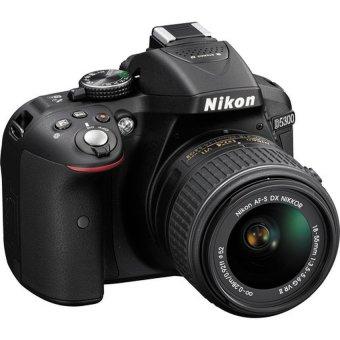 Nikon D5300 24.2MP Kit + Nikkor AF-P DX 18-55mm f3.5-5.6 Lens Kit - 3