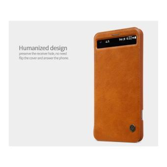 Nillkin Original Sparkle Leather Case Samsung Galaxy E7 E700 Hitam Source · Galaxy Mega 2 Casing Cover Flip Emas Source Nillkin Leather