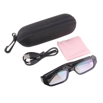 OH Mini HD Glasses Hidden Camera Sunglasses Eyewear DVR VideoRecorder Cam