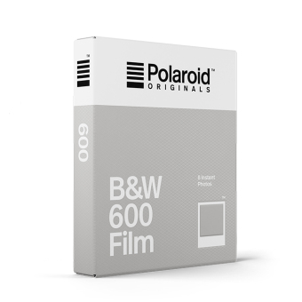 Polaroid originals Polaroid classic 600 black and white photo paper white side 17 years in June spot goods