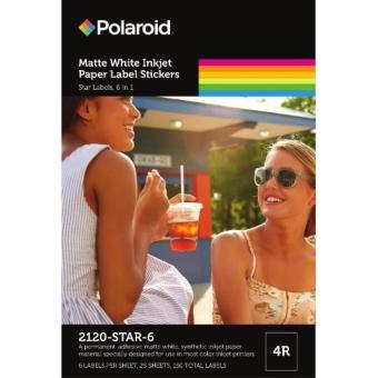 Polaroid Photo Stickers(2120-STAR-6)