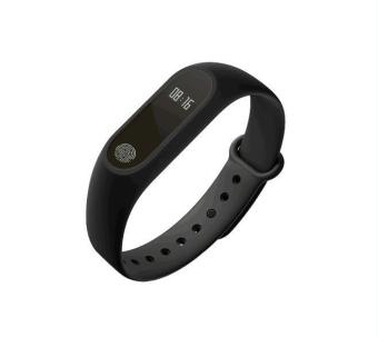 Popular M2 heart rate Waterproof IP67 sms call reminder HealthWristband - intl