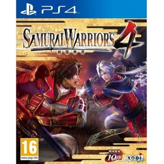 PS4 Samurai Warriors 4