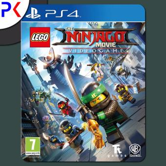 PS4 The LEGO Ninjago Movie Video Game (R3)