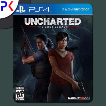PS4 Uncharted: The Lost Legacy (R2)