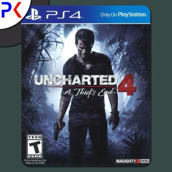 PS4 Unchartered 4: A Thief's End (R2)