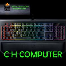 Razer Blackwidow Chroma V2 Razer Orange Switch Singapore