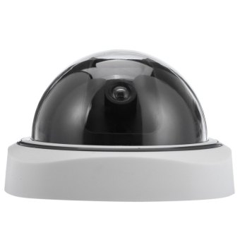 Realistic Dummy Surveillance Security Dome Camera