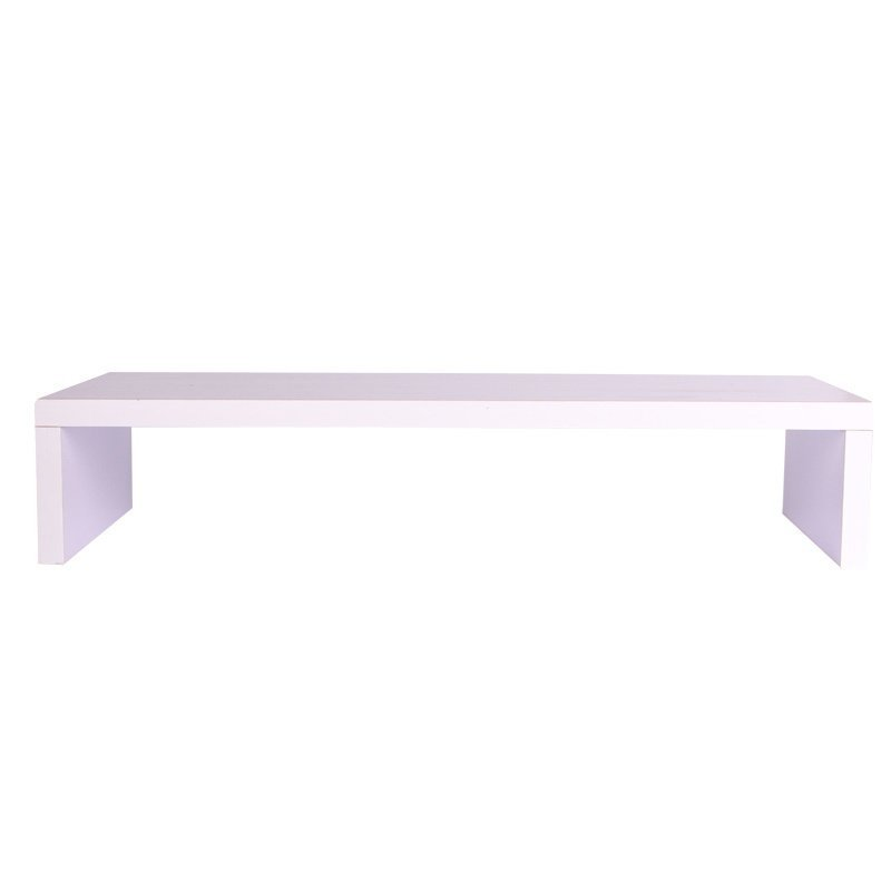 SOL Home Computer Monitor Stand - Design 1 (Pine)