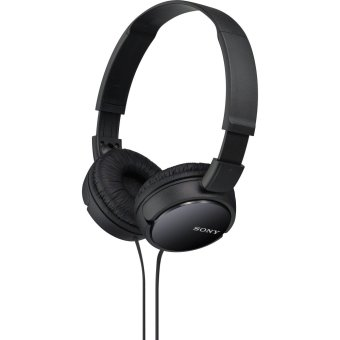 Sony MDR-ZX110/BCE Headphones (Black)