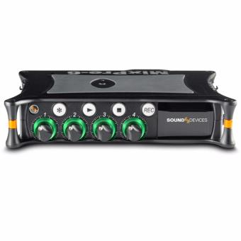 Sound Devices MixPre-6 Audio Recorder/Mixer and USB Audio Interface