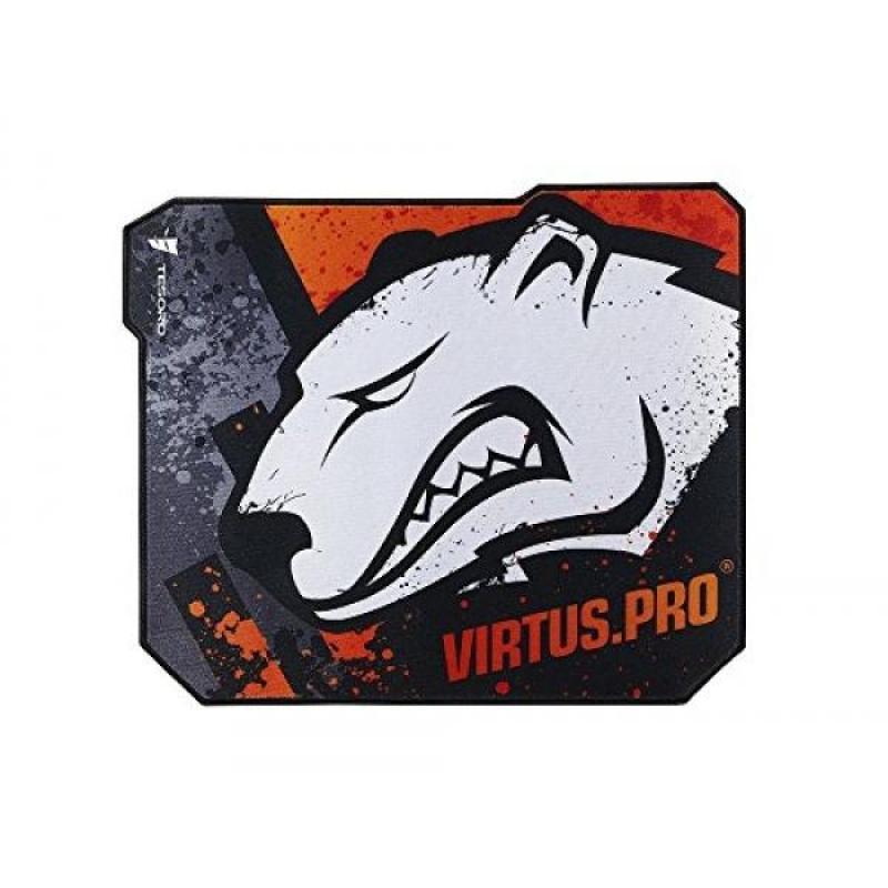 Tesoro Aegis Virtus Pro Edition 3D Fabric High Density Texture Anti-Slip Rubber Base Stitched L300 x W360 X H4mm Gaming Mouse Pad TS-X3-VP Singapore