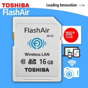 Toshiba FlashAir W-03 16GB