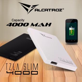 TZLA Slim 4000 (White) - 3