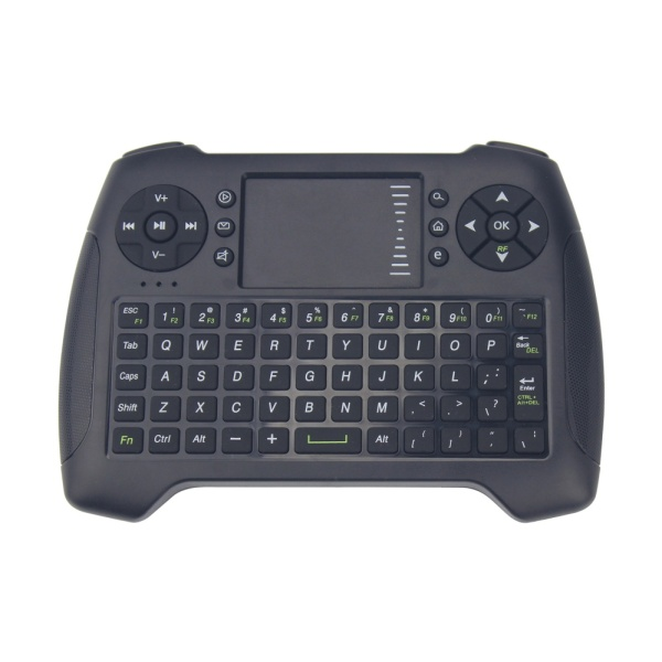 Wireless 2.4g Mini Keyboard Remote Control with Touch Screen Wireless Mouse Keyboard - intl Singapore