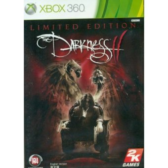 XBox 360 The Darkness II Limited Edition / NTSC-J (English)