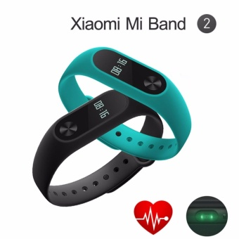 Xiaomi Mi band 2 LED display (Original Black) - 2