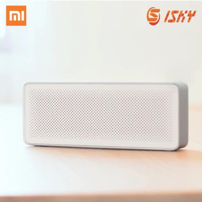 Xiaomi Mi Bluetooth Speaker Square Box 2 Xiaomi Speaker 2 Square Stereo Portable V4.2 High Definition Sound Quality(White) Singapore