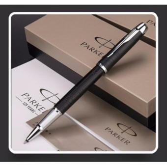 1* PARKER ROLLER PEN 0.5mm black ink