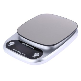 10000g x 0.1g Digital Mini Kitchen Scale Weight Scale ElectronicScale - intl
