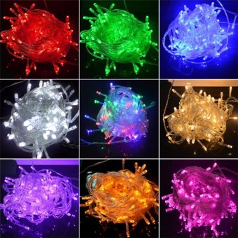 600 led waterproof 110v 220v holiday string lighting for decoration 100m 600 led waterproof 110v 220v holiday string lighting for decoration home outdoor christmas festival party fairy audiocablefo