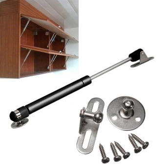 100N/10kg Hydraulic Gas Strut Lift Support Kitchen Door Cabinet Hinge Spring - intl Price in Singapore