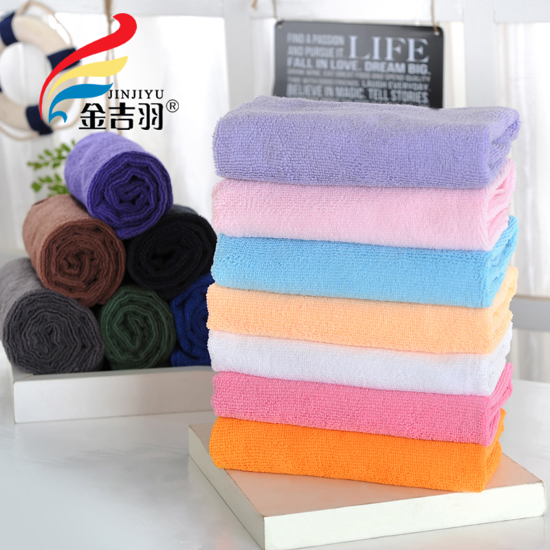 13 Ultra-Fine Fiber Barber Shop Dedicated Absorbent Dry Hair Towel Beauty Salon Disinfection Towel 35*75