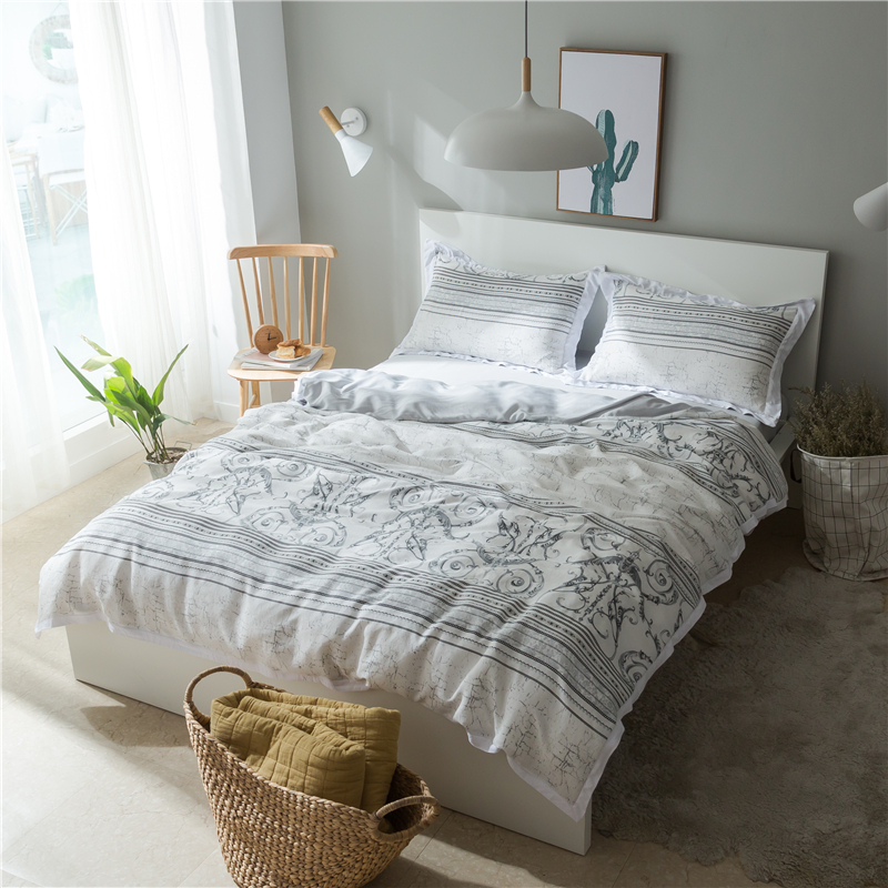 1.8/2.0 naked bed Tencel Linen sheets