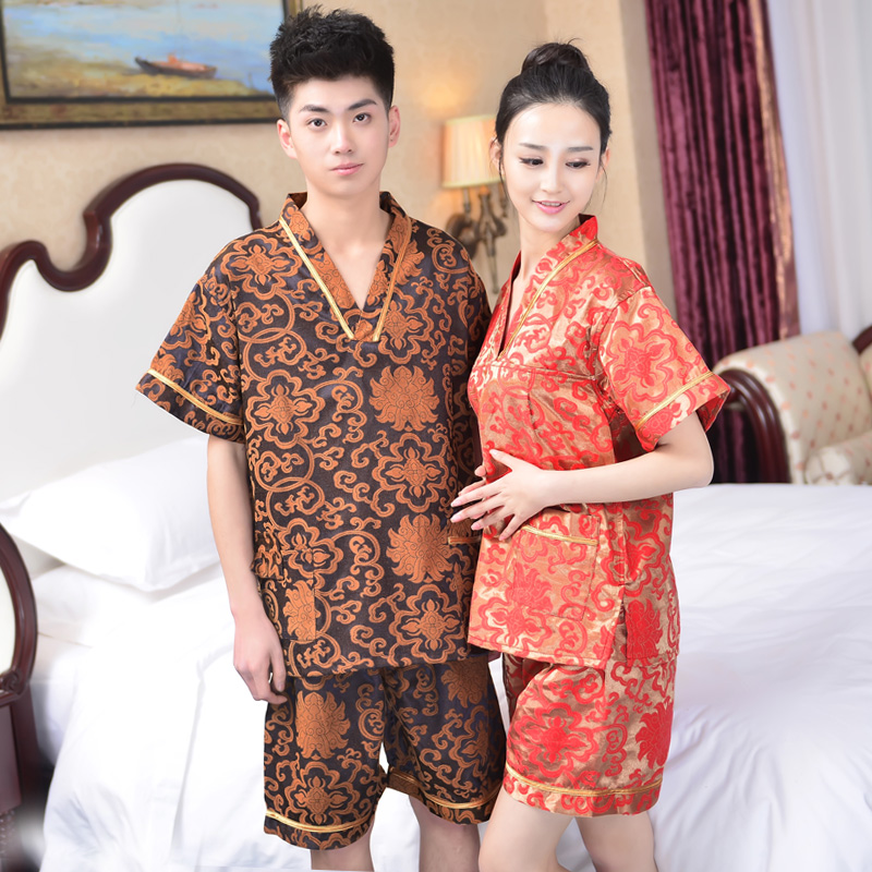 2017 high-grade hotel sweat steaming clothes Female Cotton Slimmingeffect models couple Plus-sized Enron nano bath clothes