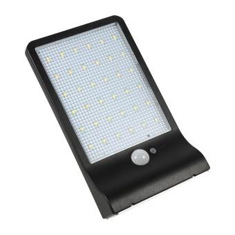 36 LED Outdoor Wireless Solar Power Motion Sensor Light Lamp(Black) - intl - 2