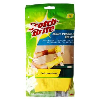 Harga 3M(TM) Scotch-Brite(R) Multi-Purpose Gloves - Medium