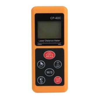 40M Digital LCD Laser Distance Meter Range Finder MeasureDiastimeter - intl