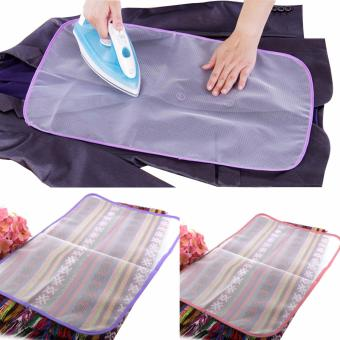 5 Pcs Cloth Cover Protect Heat Resistant Ironing Pad GarmentIroning Board - intl - 5