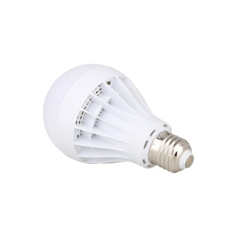 5W Globe Lamp 220V LED E27 Energy Saving Bulb Light Cool White -intl