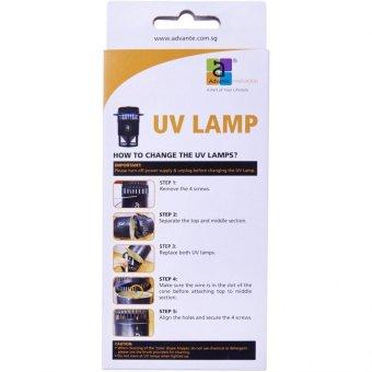 Advante BlackHole UV Lamp - 2