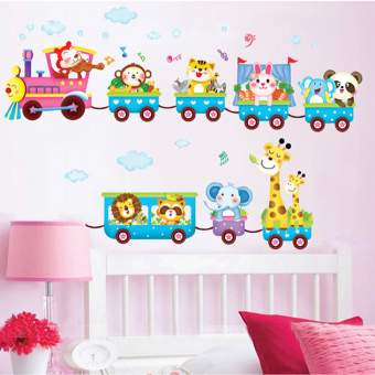 Airplane Hot Balloon Easy To Remove Wall Sticker Wall Stickers Part 84