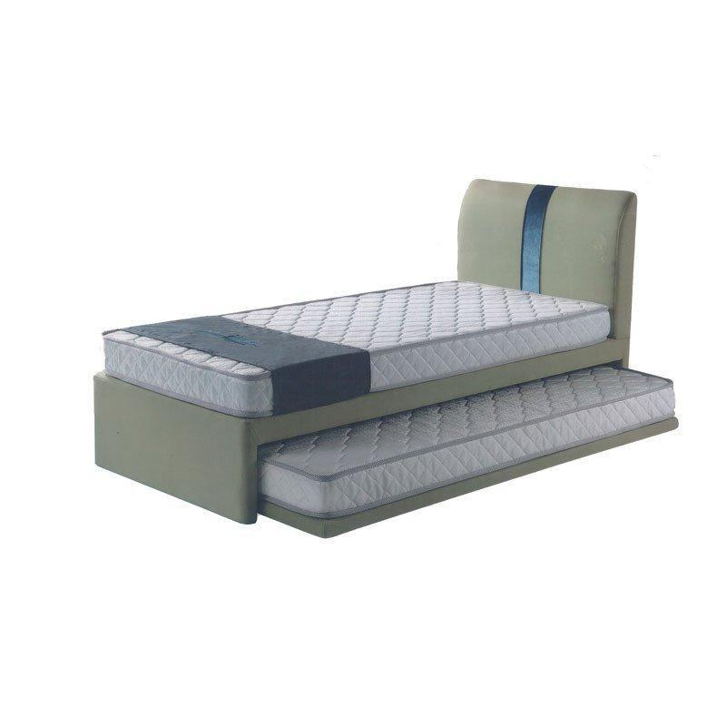 Allred 3 In 1 Pull Out Bed + Mattress Promotion (Single Size with Single Pull-out) (Free Delivery)
