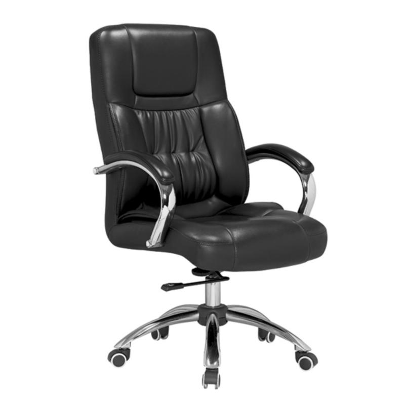 Amber Leather Chair | Director Chair | High Back Office Chair Singapore