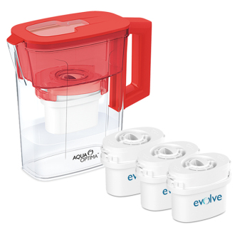 Aqua Optima EJ0237 Compact 6 Month Water Filter Set *Authorized Distributor*