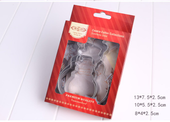 Baking baking Christmas mold cookie mold