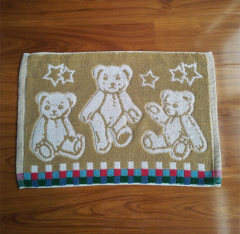 Bathroom Door Mat child home absorbent non-slip mats and towels