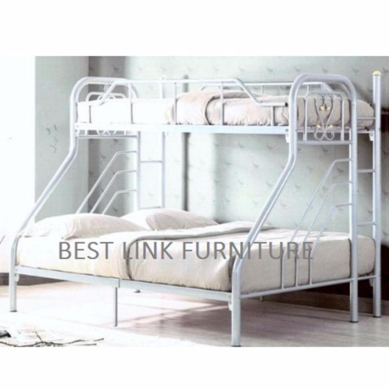 BEST LINK FURNITURE BLF 308 Metal Bunk Bed