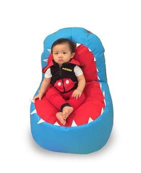 bfg furniture kids bean bag chair furniture shark