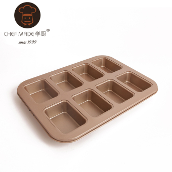 Chefmade gold non-stick lovely Type Baking Mold