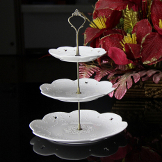 ... Zhuoda Set Of 3 Tiers Cake Plate Stand Handle Rod Gold Intl Source undefined Source 5 & Zhuoda Set Of 3 Tiers Cake Plate Stand Handle Rod Gold Intl - Daftar ...