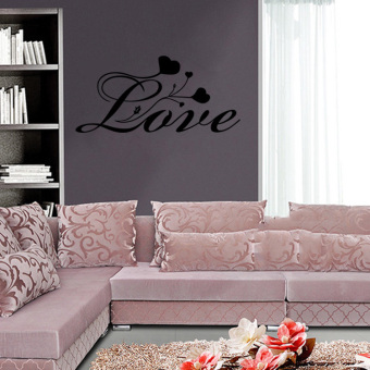 Coffee Restaurant Bar Decorative Painting Living Room Bedroom Stickers Wall