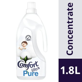Harga Comfort Concentrates Ultra Pure Fabric Softener 1.8L