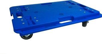 CRYSTAR FD100 150kg Platform Trolley (Blue) | Lazada Singapore