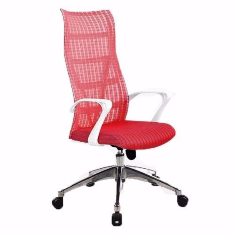 D29A Shanelle Office Chair (Red)(Installation Option Available) Singapore