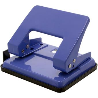 Harga DBest 2 Holes Paper Punch DP-5010L Blue